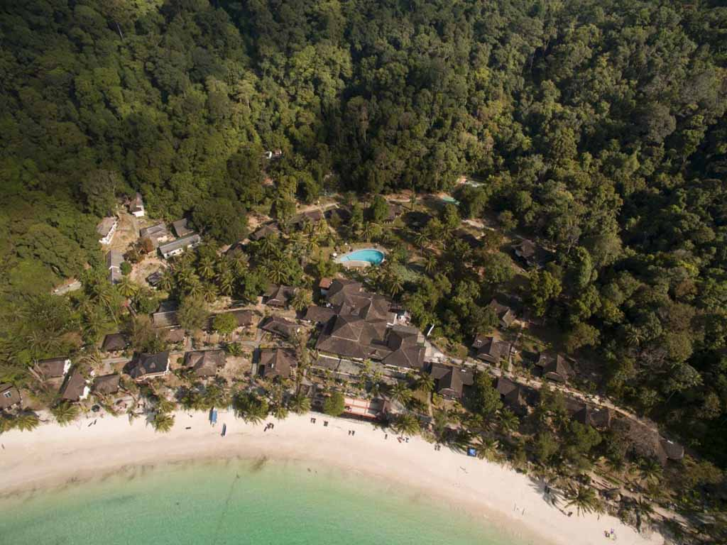 Perthenian Island Resort