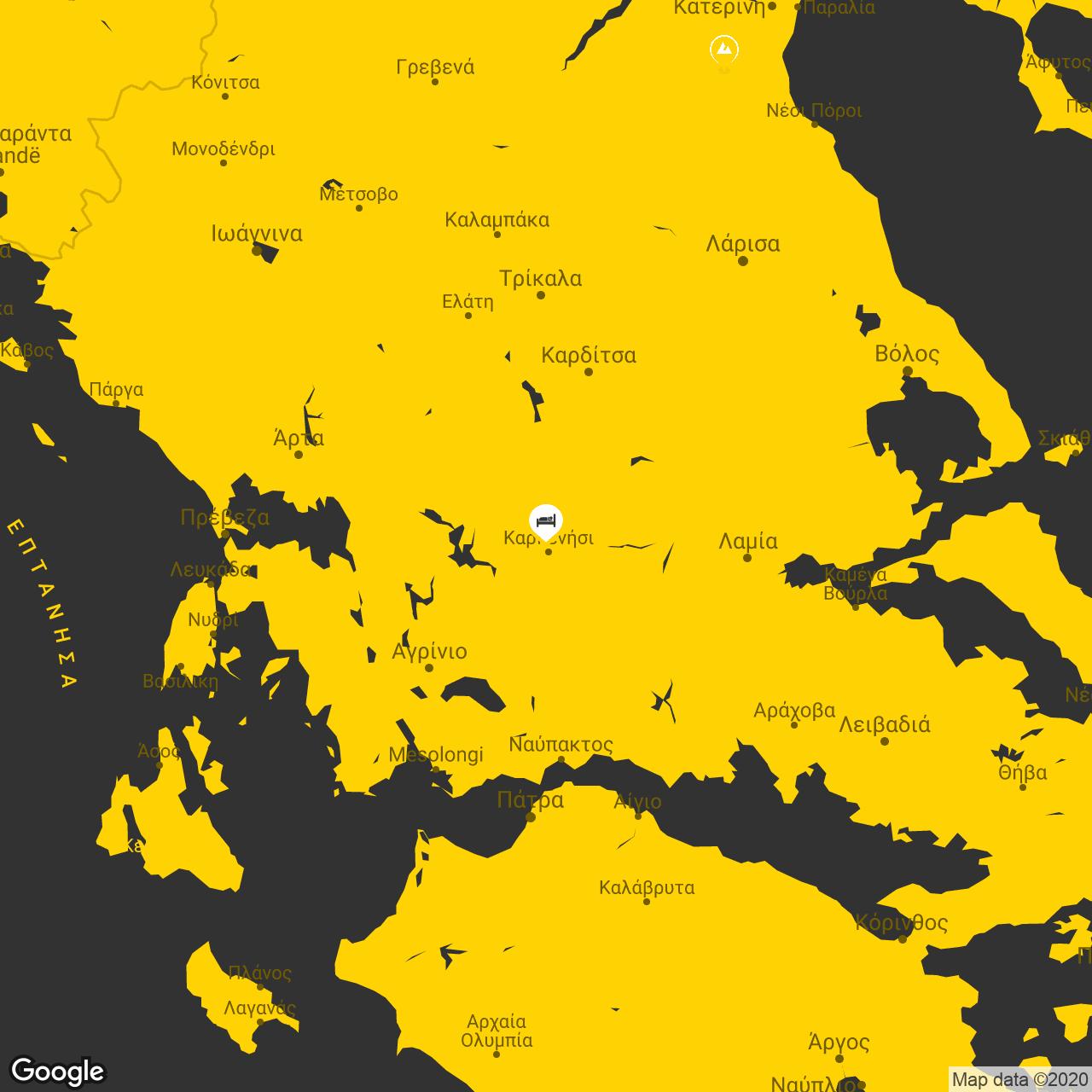 karpenisi map 2