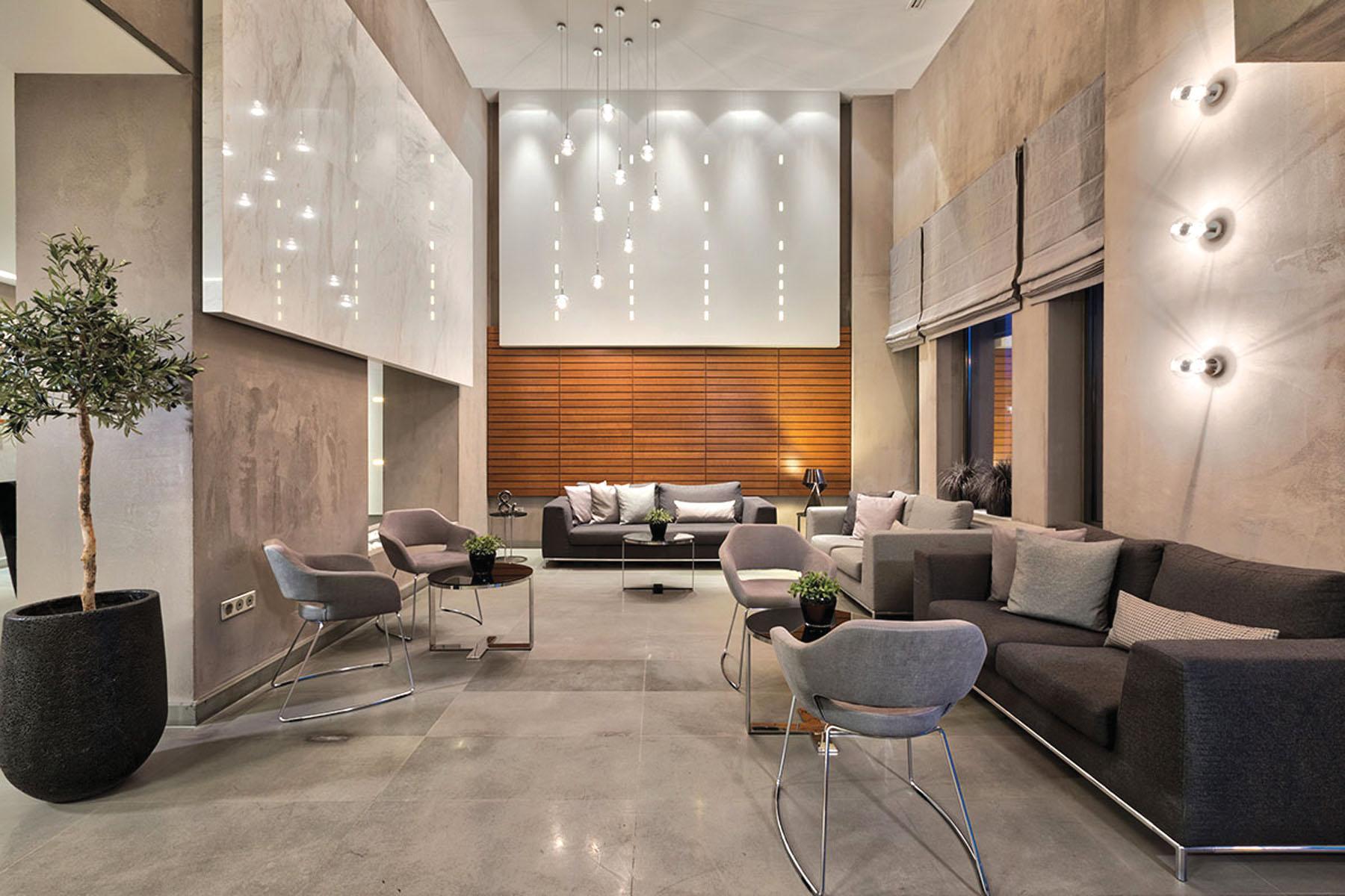 aegli hotel lounge