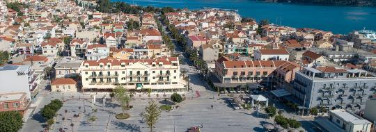 Hotel Ionian Plaza