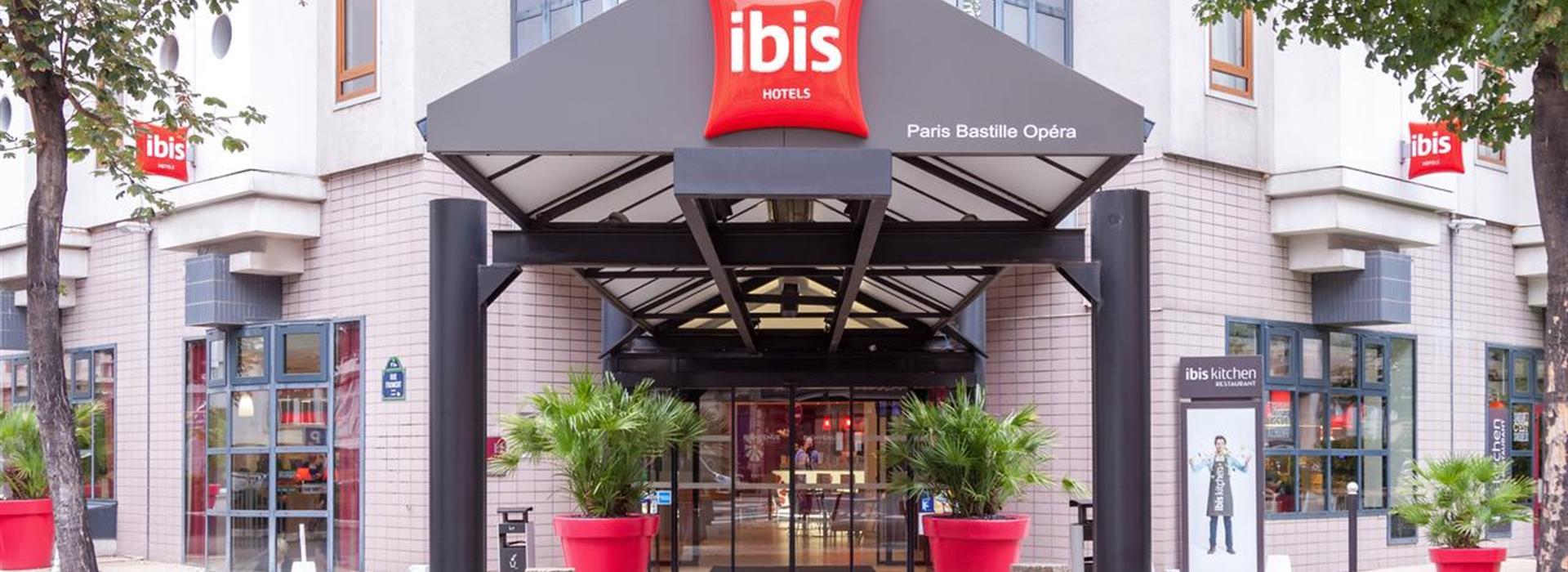 ibis-paris-bastille-οpera