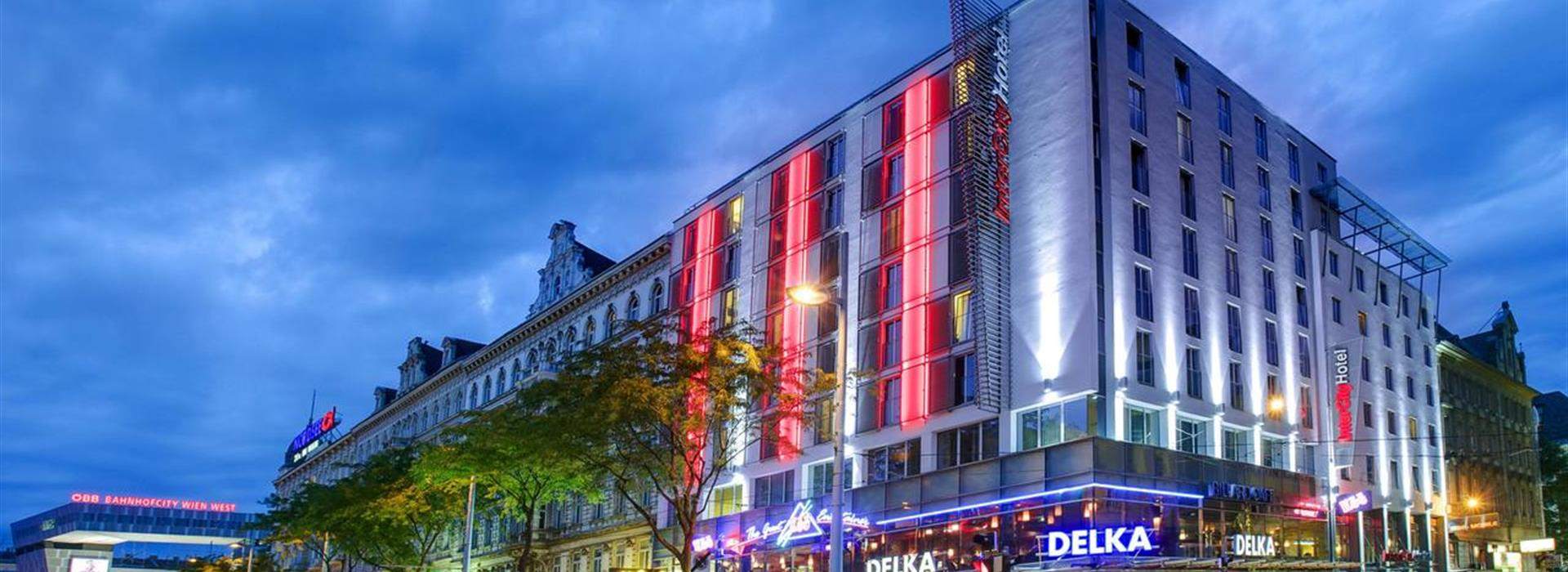 intercityhotel-wien