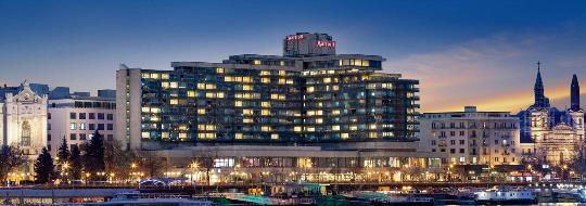 Budapest Marriott Hotel