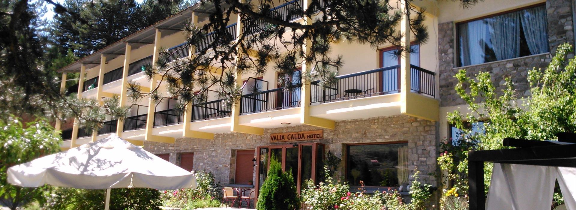 Valia Kalda Hotel