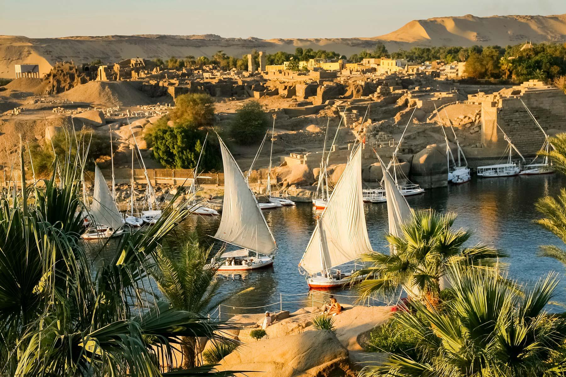 Αίγυπτος - Κρουαζιέρα Νείλου