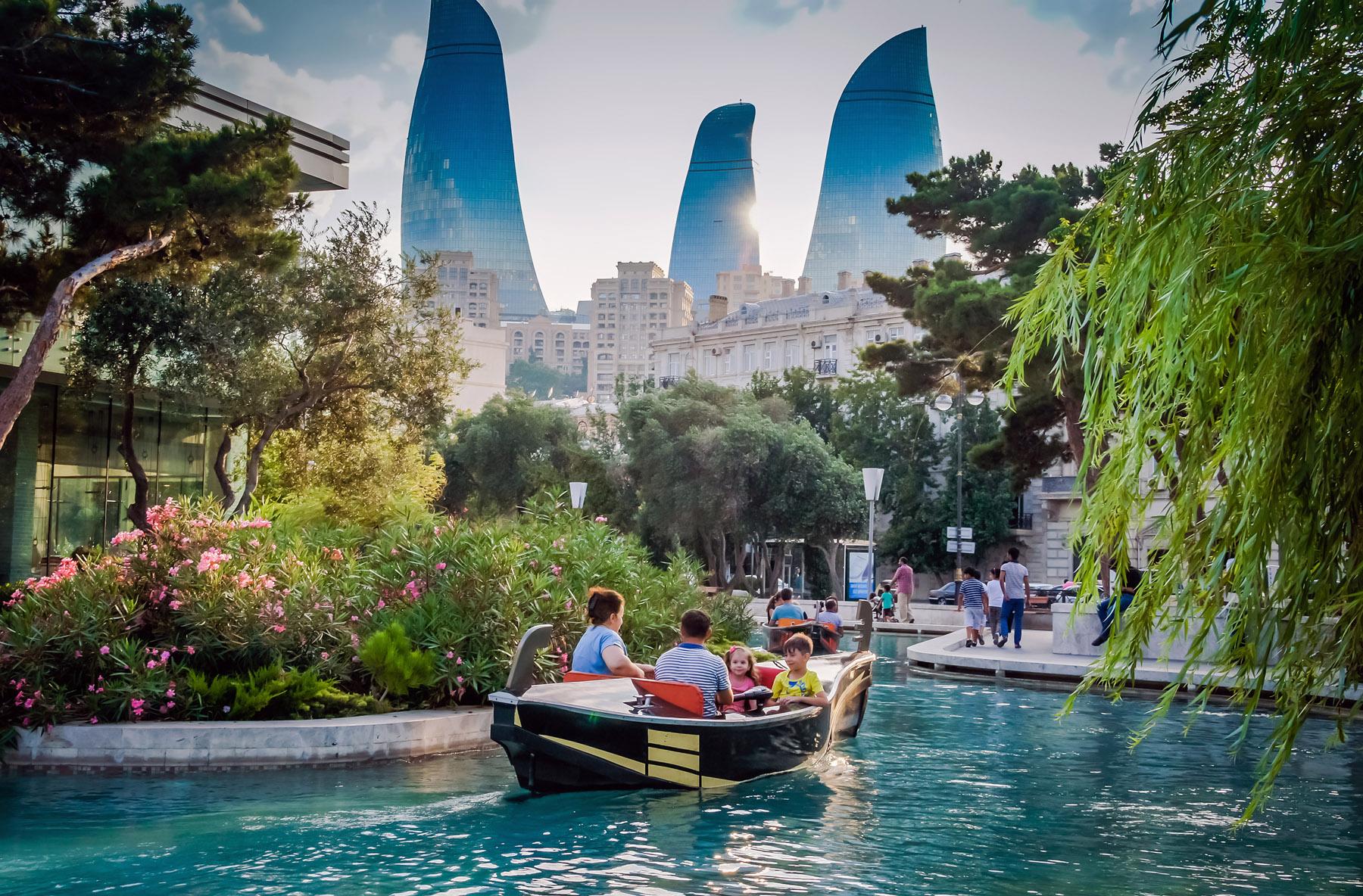 Μπακού - Αζερμπαϊτζάν