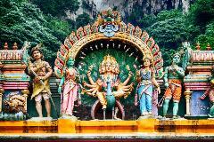 hindu temple at Batu_199230347