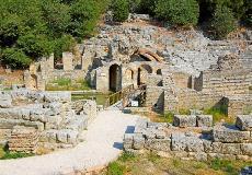 Albania-Agioi-Saranta