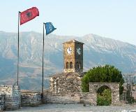 Albania-Gjirokaster Citadel_98454599