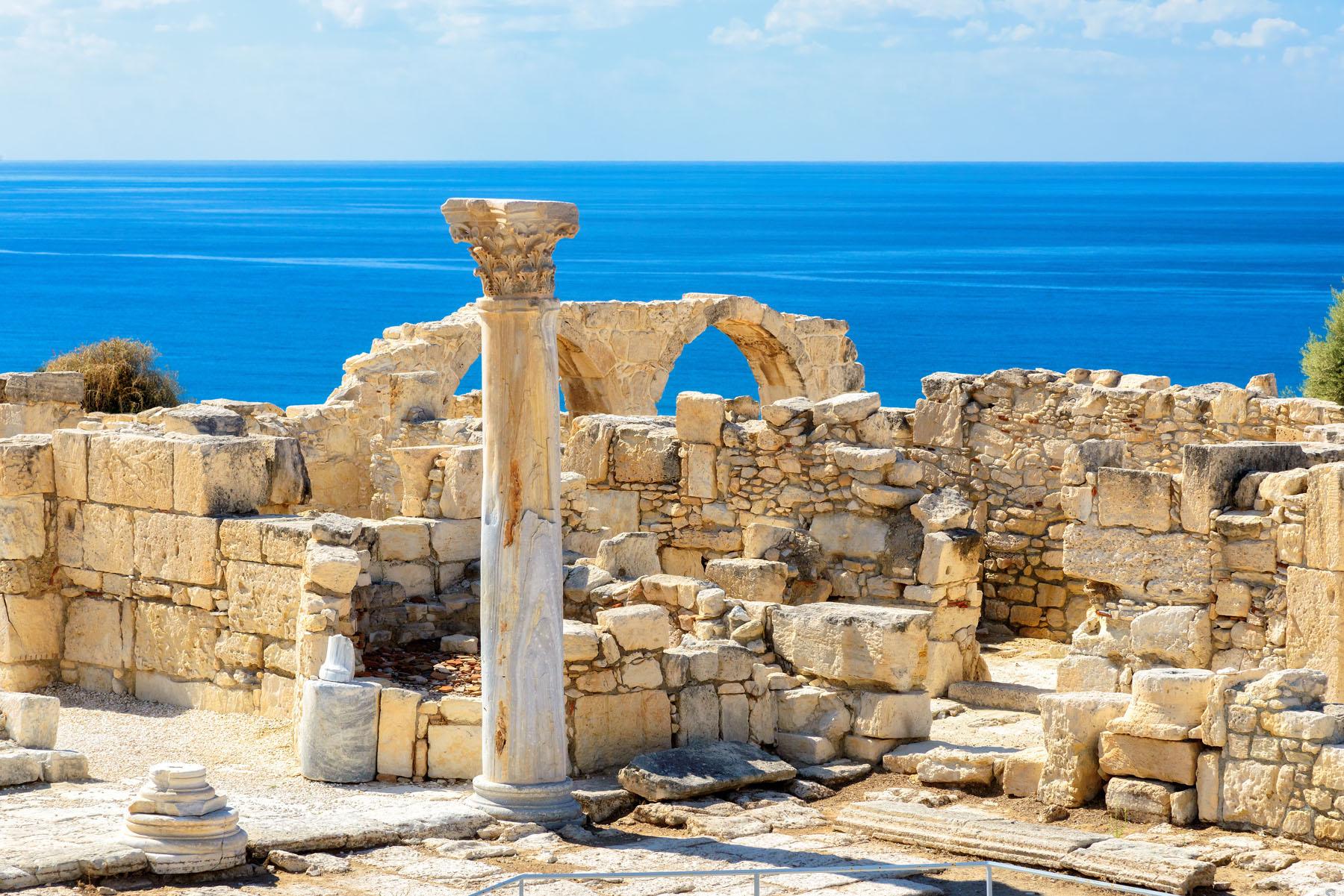Cyprus- Limassol District-Kourion_382968805
