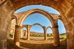 Cyprus-Nicosia-Agios Sozomenos Temple_137941067
