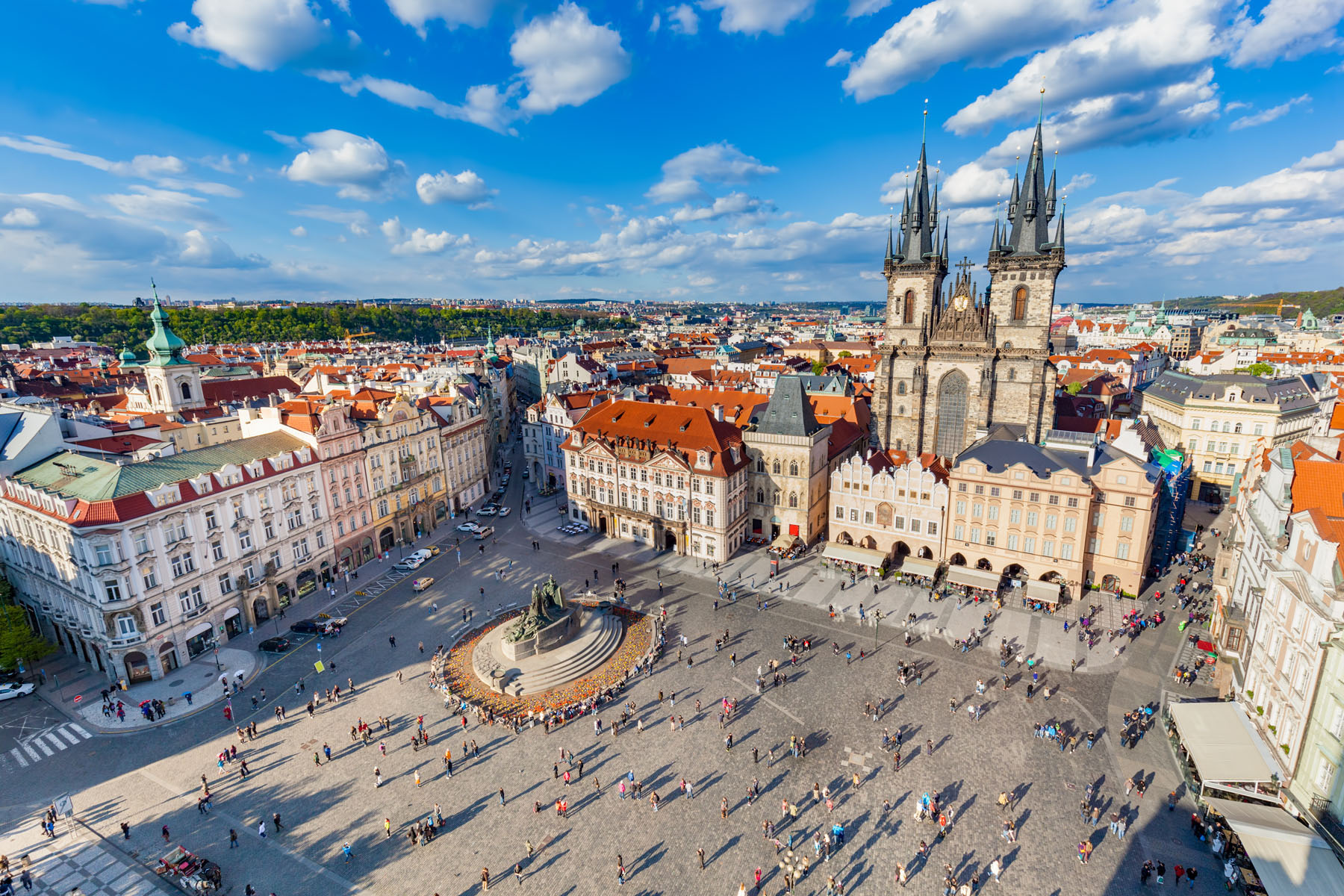 Czech-Old Town of Prague-Tyn Church_110012247