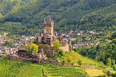 Germany-Rhein-Cochem Castle_76211734
