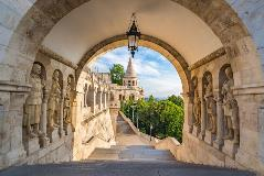 Hungary-Budapest-Fisherman Bastion_318460982