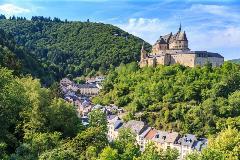 Luxemburg-Vianden Castle_304289465