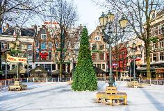 Γιορτές στο Άμστερνταμ