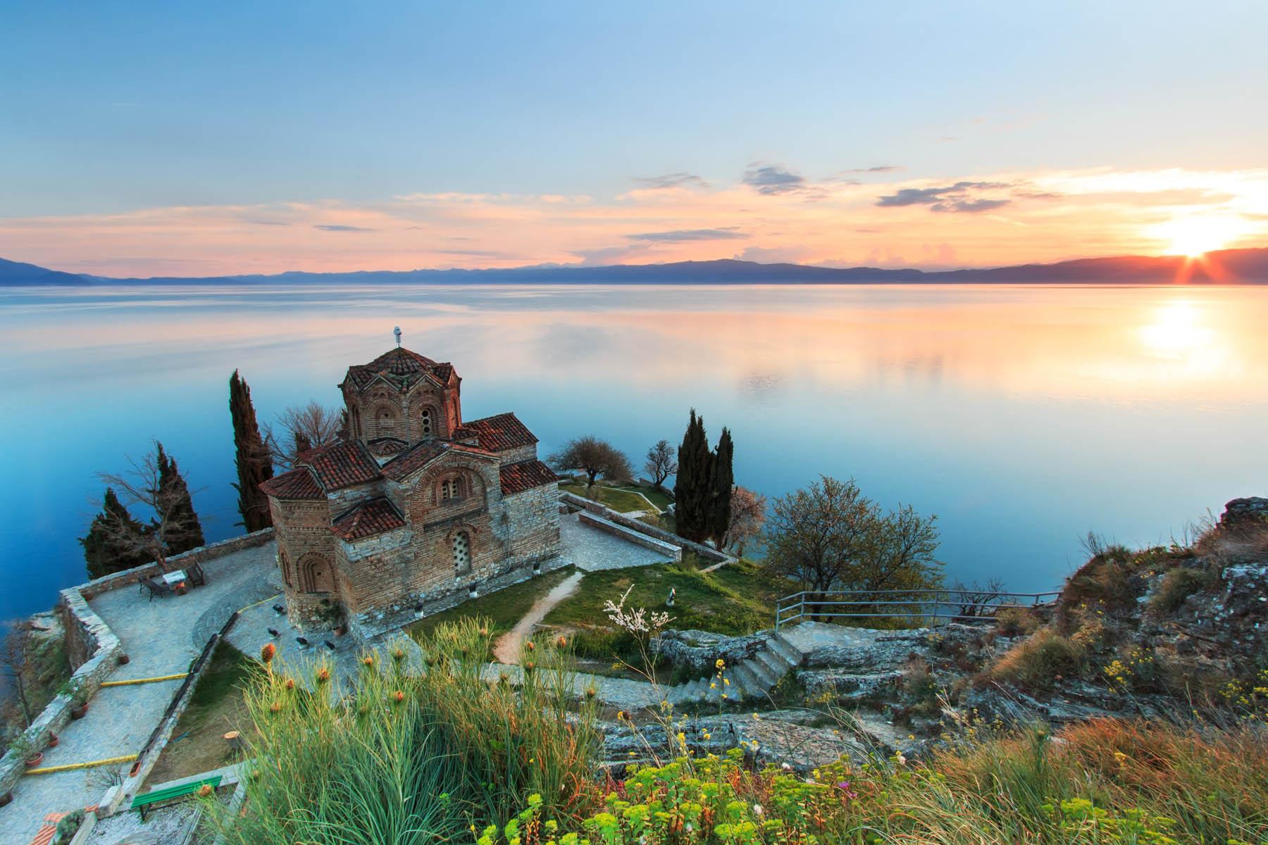 Λίμνη Οχρίδα