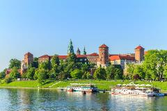 Poland-Krakow-Wawel Royal Castle_279625004
