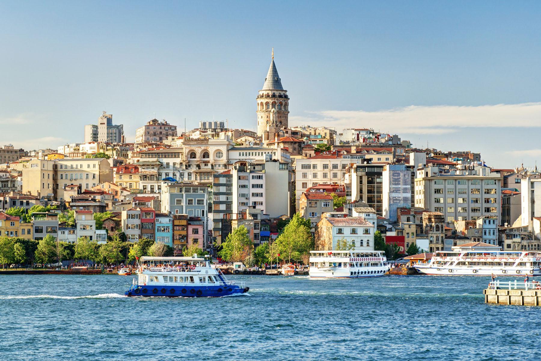 Turkey-Konstantinoupoli_142217722