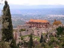 Greece-Mystras