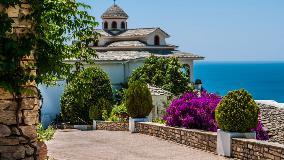 Greece-Thassos _369615701